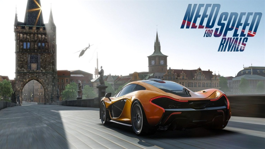 Need for Speed Rivals PC Download Poster