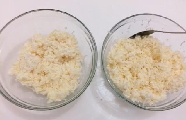 Gambar Cara Membuat Misro Isi Gula Merah Step 2