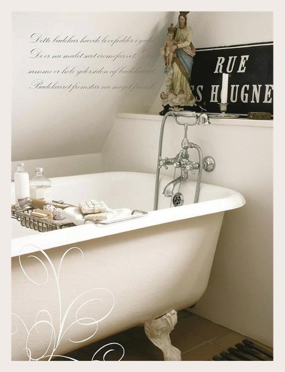 Sognare Vasca Da Bagno.Dedicato A Chi Ama Sognare La Vasca Vintage Dettagli Home Decor