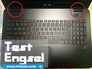 Test Engsel Asus ROG image