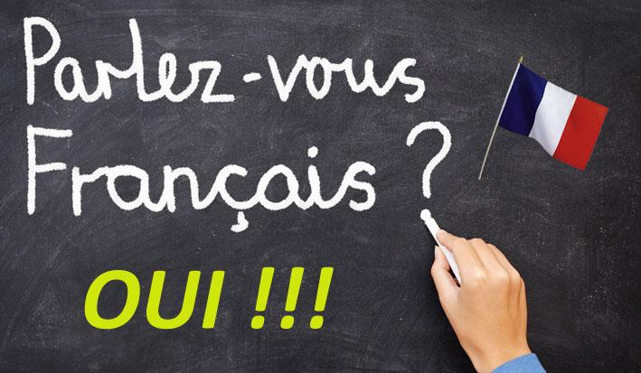 Quelle est la meilleure façon d'apprendre le français rapidement?