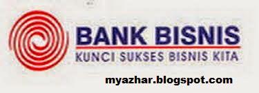 lowongan kerja pt bank bisnis internasional bandung