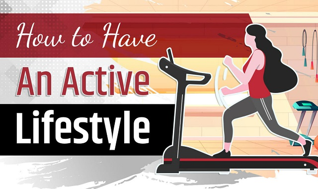 Benefits of having an active lifestyle
