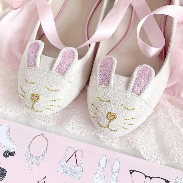 ASOS Bunny Flats | Love, Catherine