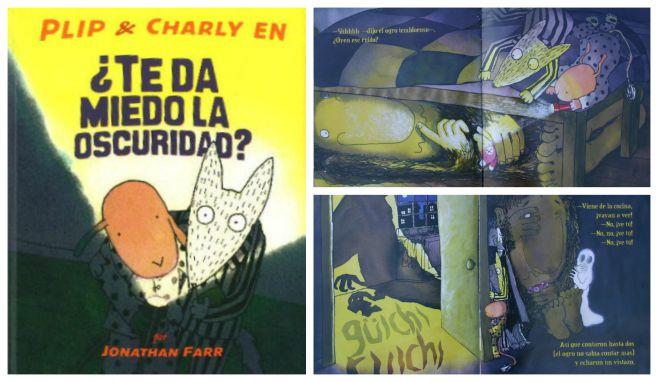 libro infantil superar miedo oscuridad: te da miedo la oscuridad