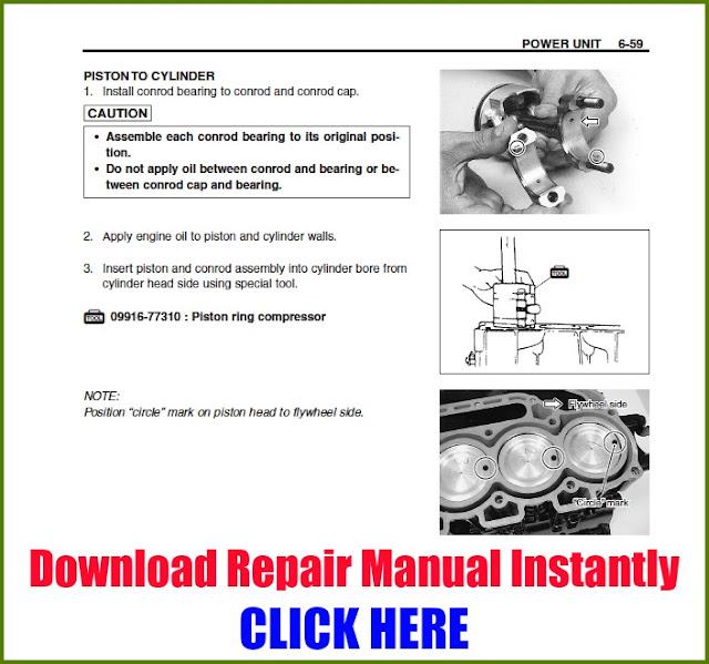 Download Arctic Cat 500 Repair manual: DOWNLOAD 20052006