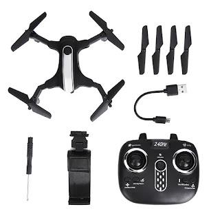 Spesifikasi Drone FQ777 FQ31W - OmahDrones