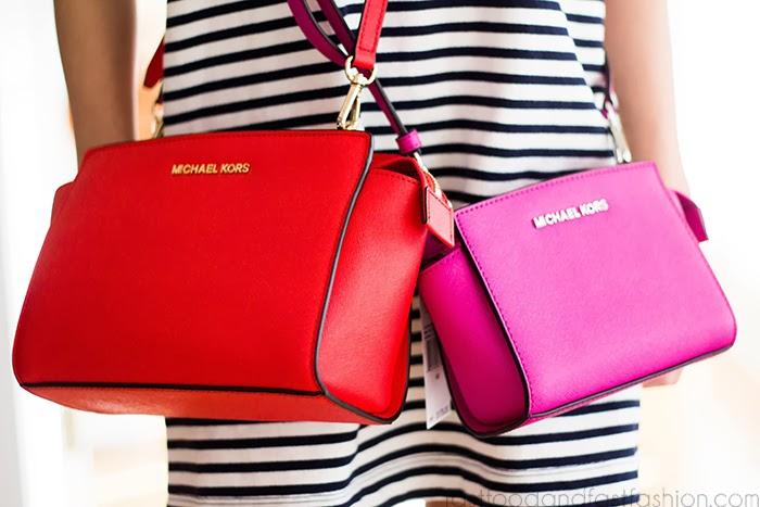 saint laurent bags - Michael Kors Selma Bags Comparison and Review - Fast Food & Fast ...