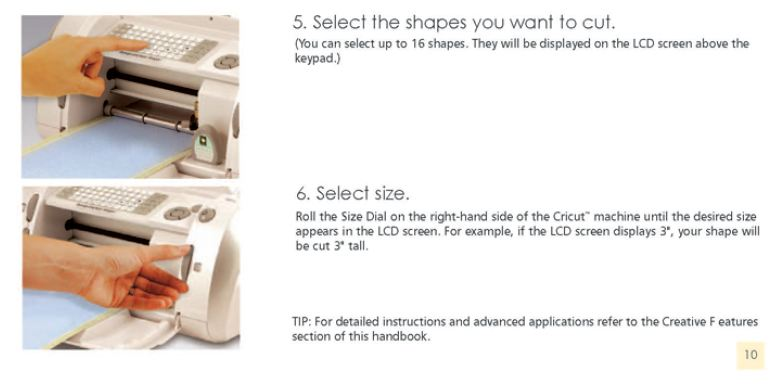 Jilliene Designing: How to use your Cricut die cut machine
