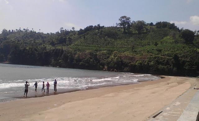 Tempat Wisata Pantai Sidem Tulungagung