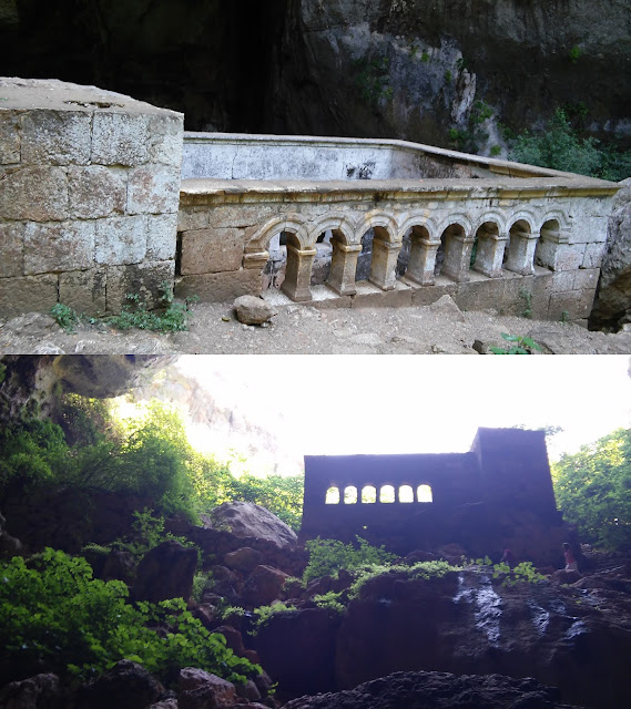 cennet çöküğü mağarası