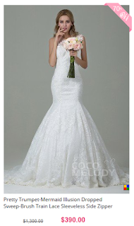 www.cocomelody.com/pretty-trumpet-mermaid-illusion-dropped-sweep-brush-train-lace-white-sleeveless-side-zipper-wedding-dress-with-appliques-lwst14009.html