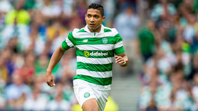 Emilio Izaguirre returns to Celtic after being 'sad for one year'