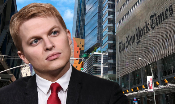 Ronan Farrow's Kavanaugh story causes media meltdown