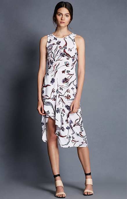Saks Fifth Avenue Dress July 2016