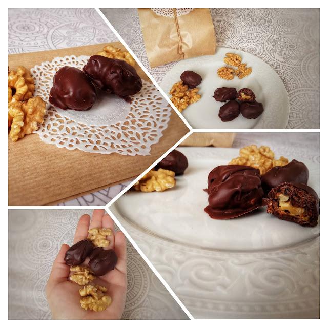Σπιτικά σοκολατάκια με χουρμά και καρύδι alleycraft