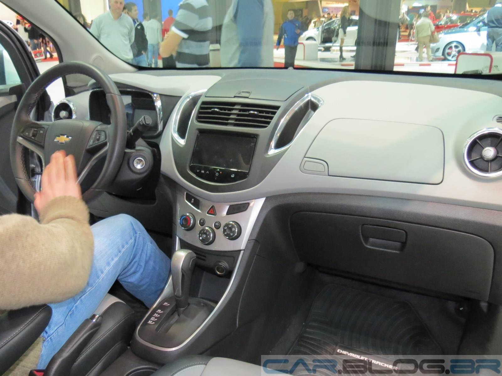Novo Chevrolet Tracker 2014: fotos e vídeo | CAR.BLOG.BR