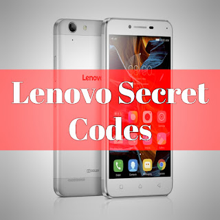 lenovo secret codes