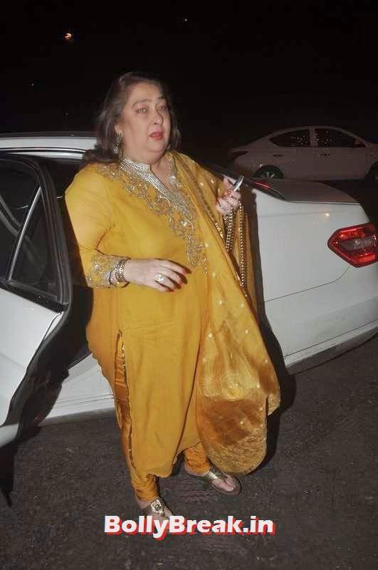 Reema Jain,  Ekta Kapoor's Diwali Bash Photos