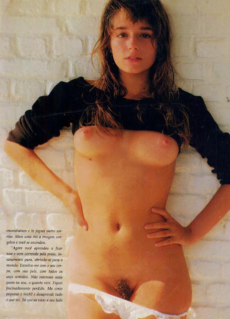 Luciana Vendramini na Playboy