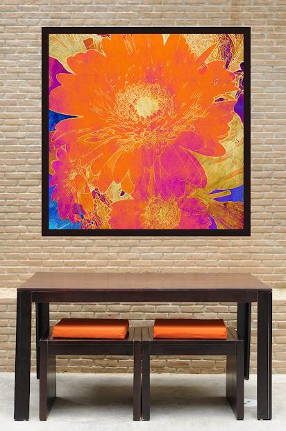 Restaurant Interior Design Art