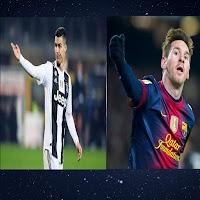 Quart de finale Champion League d'Europe : Messi qualifié et Ronaldo éliminé