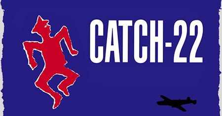 a review of the book catch 22 by joseph heller Buy the paperback book catch-22 by joseph heller at indigoca, canada's largest bookstore + get free shipping on fiction and literature books over $25.