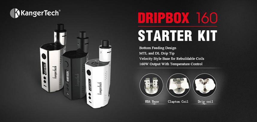 Dripbox 160 Starter Kit