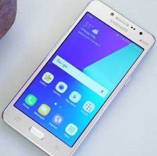 Cara Screenshot Samsung Galaxy J2 Prime Tanpa Tombol