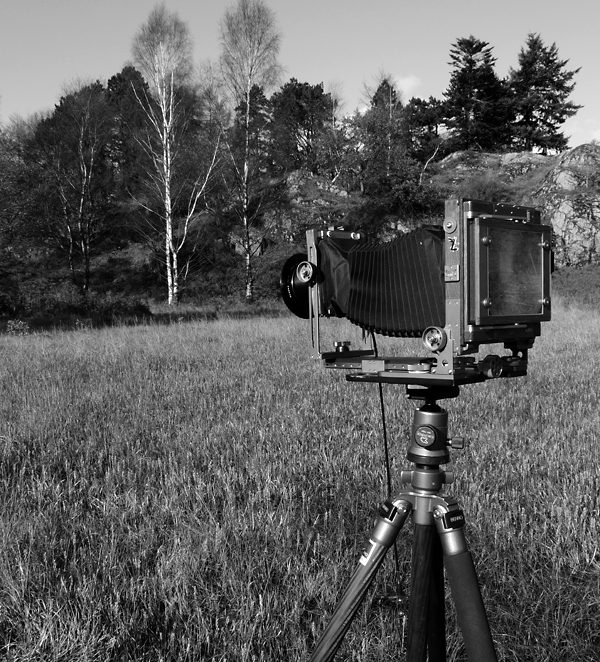 Large Format Landscape Photography What Is It All About