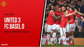 Video Gol MU vs Basel 3-0 Liga Champions