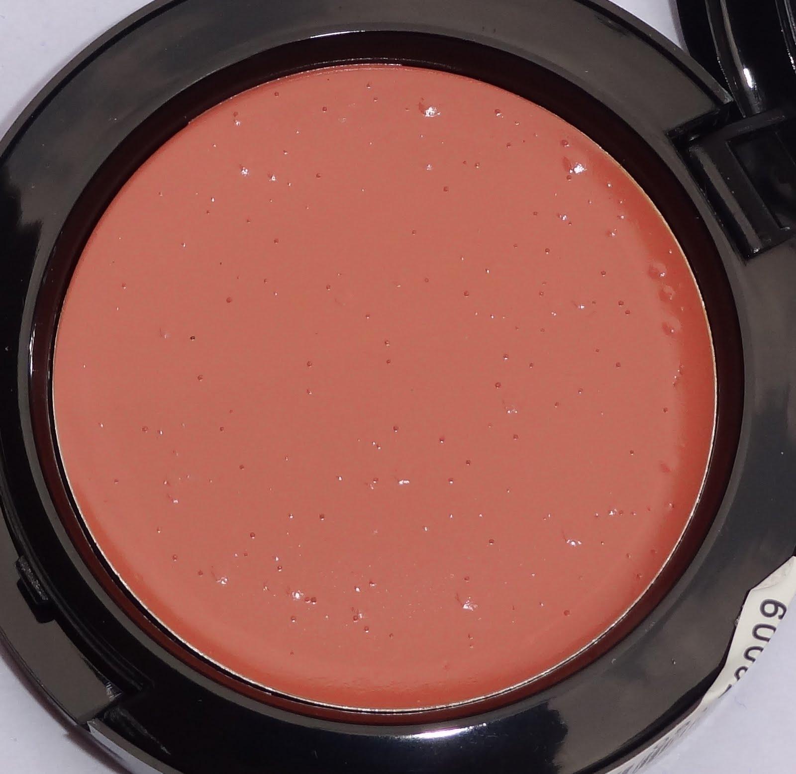 Nyx Tea Rose Cream Blush Swatches Review Peachesandblush