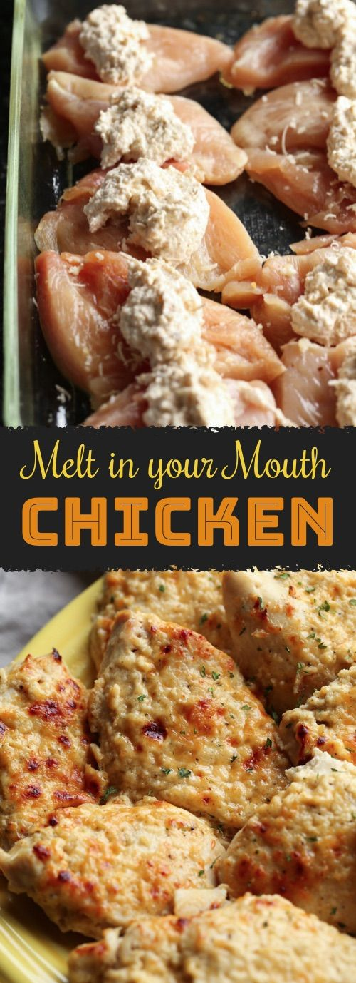 MIYM Chicken is a family favorite! It's my version of the classic Melt in Your Mouth Chicken recipe that your mom probably used to make! Simple, flavorful, and so tender…this is a great weeknight dinner recipe.