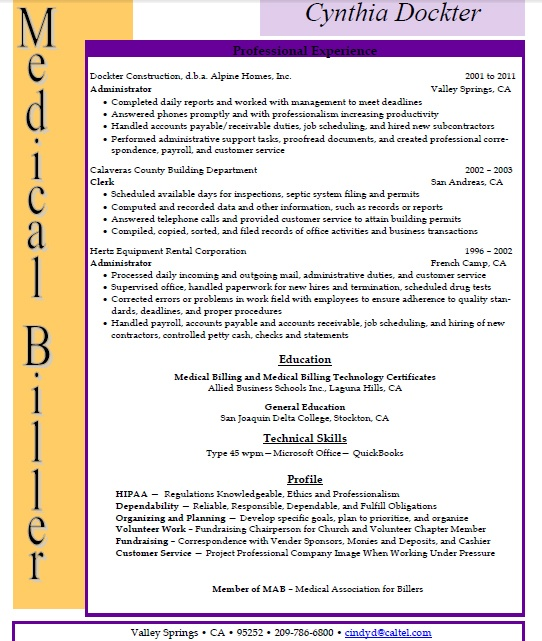 church bookkeeper sample resume resume-templatepaasprovider