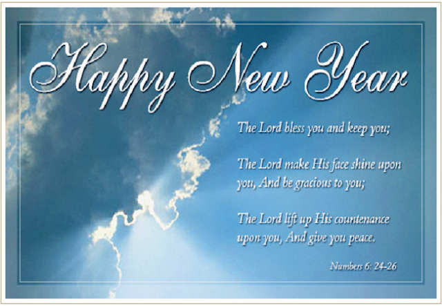 Happy New Year Inspirational poems
