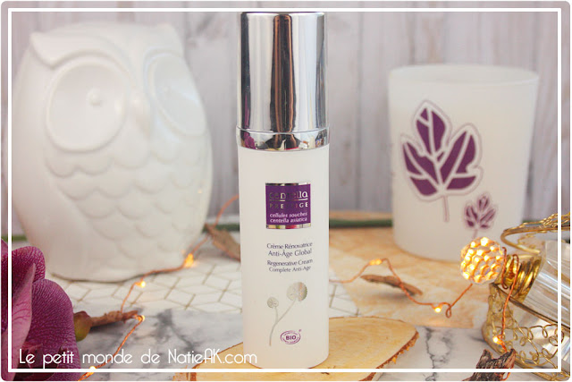 Crème visage hydratant et raffermissant anti-âge Rénovatrice Anti-âge globale Centella Prestige