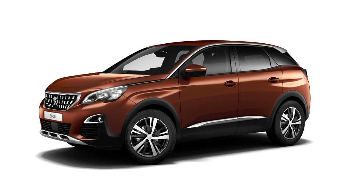 Peugeot 3008 Ii 2018 Couleurs Colors