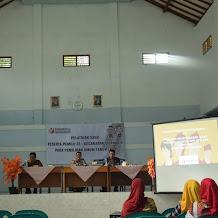 Bimtek Saksi Pemilu di Kabupaten Pangandaran Kurang Diminati Parpol