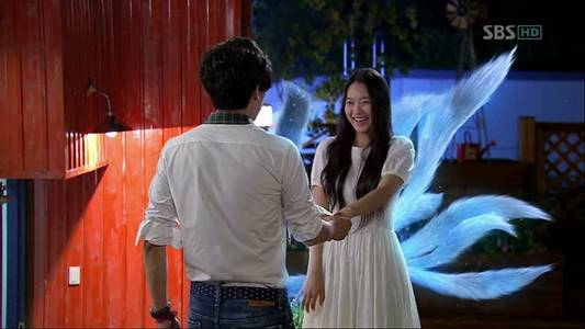 review Drama Korea My Girlfriend is Gumiho