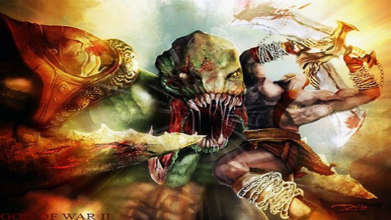 God of War 2 Game Free Download
