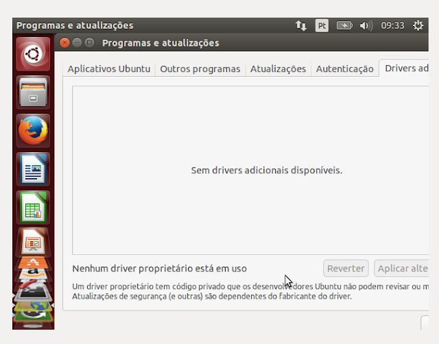 Como instalar o Ubuntu apenas com Software Livre