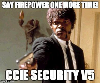 CCIE Security v5