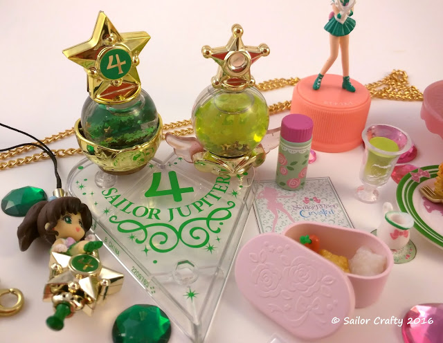 sailor jupiter moon toys figures globes charms pen re-ment figuarts