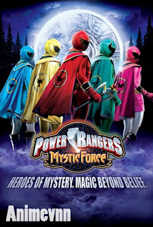 Power Rangers Mystic Force -  2013 Poster