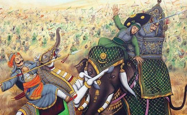 SAMADHAN INDIA: महाराणा प्रताप का इतिहास ...