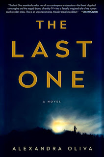 Interview with Alexandra Oliva, author of The Last One
