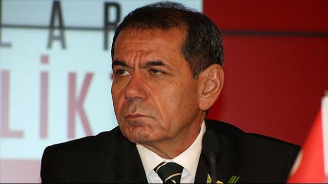 Dursun Özbek'ten blokaj!