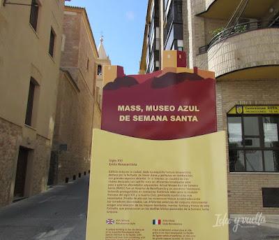 Lorca Museo Paso Azul