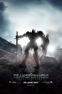 Transformers: The Last Knight - Poster & Trailer