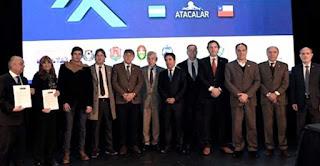 Hay acuerdo para impulsar el corredor Bioceánico entre Chile y Argentina